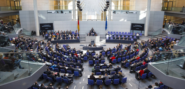 Bundestag(© Deutscher Bundestag / Thomas Trutschel/photothek.net)