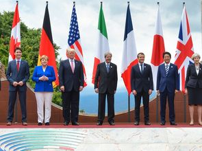 Italian G7 Presidency 2017 - G7 Summit on g7italy.it / Wikimedia Commons - CC BY 3.0 it, https://creativecommons.org/licenses/by/3.0/it/legalcode