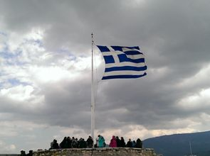 Greek_flag.jpg(© Jürgen Noack)