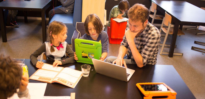 Lernen in der digitalen Schule