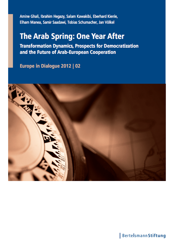The Arab Spring: A Victory for Islamism? (Brussels Forum Papers)