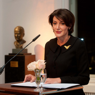 Round Table, Dinner Speech, Atifete Jahjaga