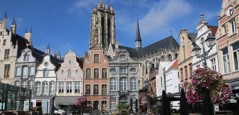 Lerne neue Leute in Belgien kennen