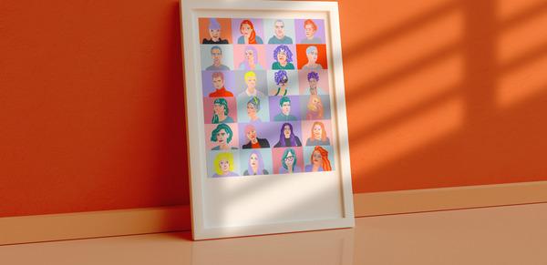 Freepik_Poster_an_der_Wand_Frame1_Fellows.jpg(© © Alidrian - Freepik.com)