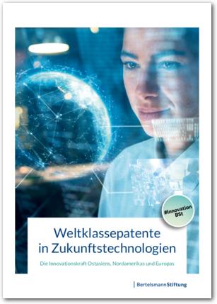 Weltklassepatente in Zukunftstechnologien