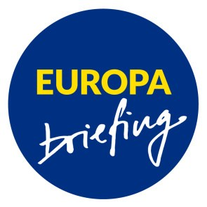 "Logo ""Europa briefing"""