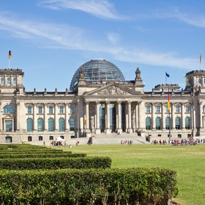 [Translate to English:] Reichstag, Bundestag,