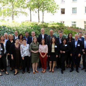 The participante of the expert workshop for the Reinhard Mohn Prize 2018